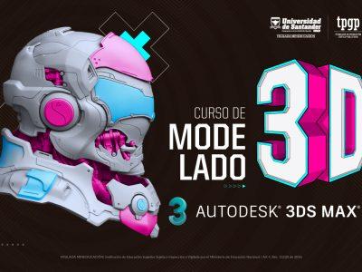 Curso – Modelado 3D