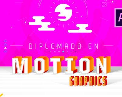 Curso – Animación Motion Graphics