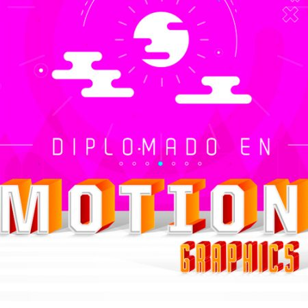 Curso – Animación Motion Graphics