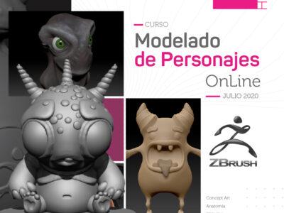 Modelado ZBRUSH