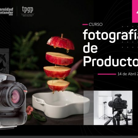 Curso – Fotografía de Productos